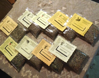 Salt Free Herb Dry Cooking Seasoning Blends, no salt, poultry, seafood, vegetable, Italian, gluten free