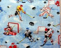 Ice Hockey Fabric Goalie Material Team Spirit FabricHockey Players Goal Tender Fabric Goalie Fabric Benartex