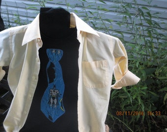 Batman Necktie  T shirt