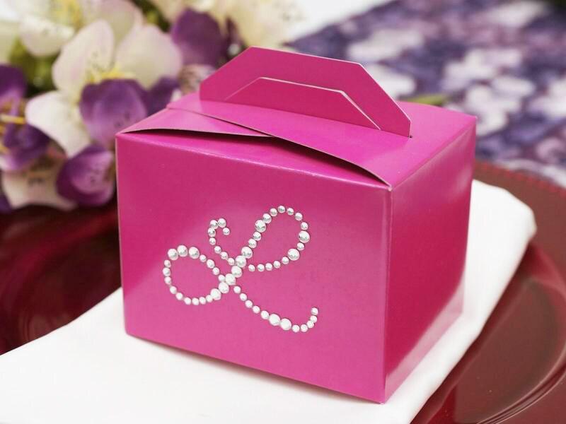 100 Personalized Letter Boxes Bulk Wedding Favor Boxes