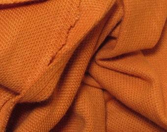 """Pique-80""""-Burnt Orange"""