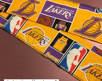 Free Shipping to the US* CrossFit Wrist Wraps - Los Angeles Lakers Yellow and Purple