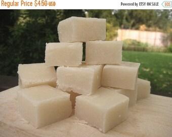SALE Coconut Sugar Scrub Cubes