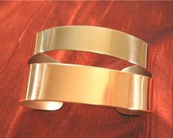Silver Copper Bracelet Cuff - Handcrafted Silver Copper Jewelry Designs - Handmade Copper Jewelry BR108