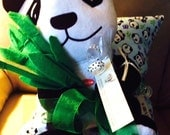 Aaahhh Aromatherapy Pandas Lavender Dog Pillow and Toy