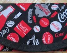Unique Coca Cola Fabric Related Items Etsy