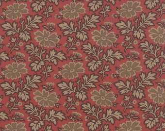 Le Marais - Monmartre in Rouge by French General for Moda Fabrics