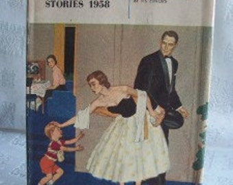 The Saturday Evening Post Stories 1958 HB