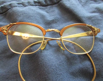 1940-1950 Vintage Eye Glasses