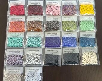 4mm Round Beads
