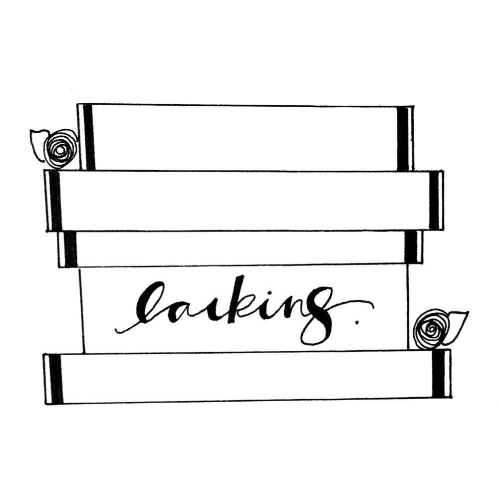 larking