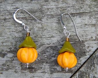 It's the Great Pumpkin Earrings!!!!