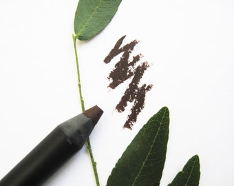 Roasted Coffee - Natural Mineral Eye Liner Pencil