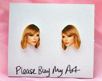 Taylor Swift Stud Earrings