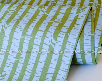 Organic Interlock KNIT Fabric Certified Cotton Monaluna fabric Birches Knit from Meadow knits collection
