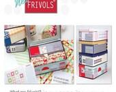 Polka Dots and Paisley by Minick and Simpson - Frivols (FRIVOL2) - Moda