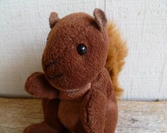 Vintage Zangeen Plush Squirrel