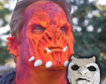 Grishloch Demon Prosthetic
