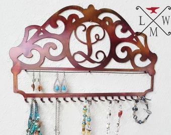 Personalized Jewelry Holder Display Organizer and Storage