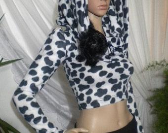 Dames option bolero col châle occasion d'habiller de plusieurs façons, en polaire