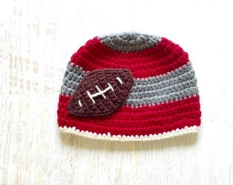 Ohio State Beanie Hat For Baby
