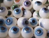 Spooky Eyeballs Handcrafted Novelty Soap - Set of 12 eyes