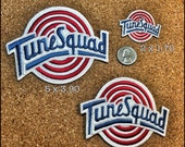 TuneSquad custom Embroidered Patch Multi Sizes