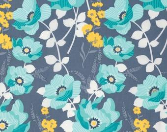 Monarch in Mint  PWJD105 - ATRIUM - Joel Dewberry for Free Spirit Fabrics - By the Yard