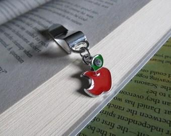 Apple Charm Bookmark