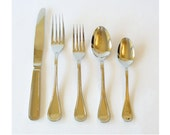 Cambridge Hotel Stainless Flatware Set 45 Piece
