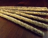 Hand Rolled Incense - BLUE SAGE, artisan incense, all natural incense, premium incense, herbal incense