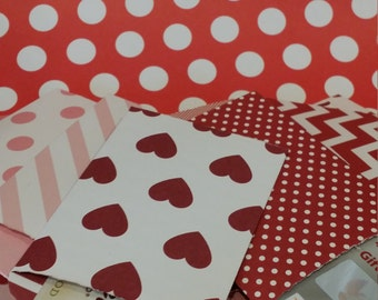 12 for 4.00 - Paper Gift Card Holder