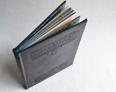 Blank Notebook - International Library Embossed Cover Slide Rule Book - 150 Pages