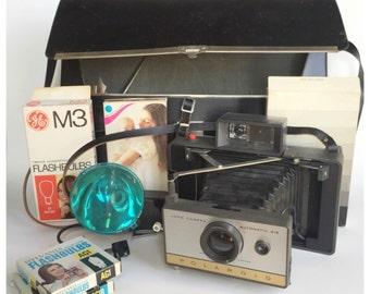 Polaroid Land Camera Automatic 215