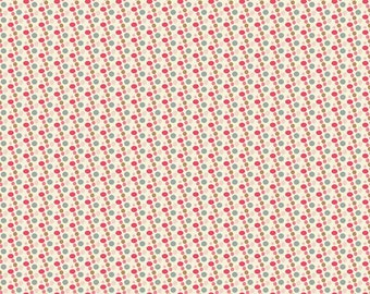 Emily Taylor for Riley Blake Designs - CHATSWORTH - Dot in Cream - Cotton Fabric