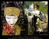 1920s Headpiece,Art Nouveau Headpiece,Oriental Headpiece,Beaded Headpiece,Art Deco Headpiece,Flapper Headpiece,1920s Head Piece,Headdress