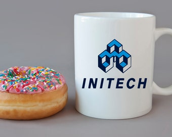 office space coffee mug. initech office space inspired dishwasher safe coffee mug add own text to personalize