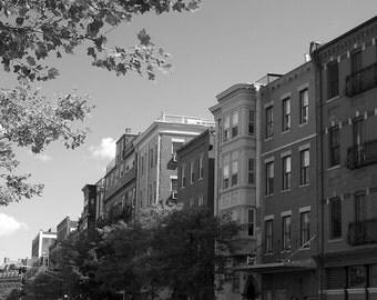 Black and White Photo, Boston Photography, Fine Art Print