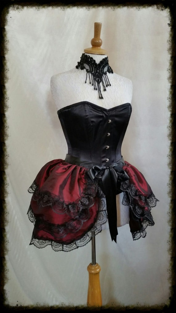 Steampunk Corset Lace Gothic