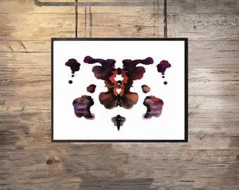 Ink Blot #2 | Print