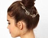 Gold Hair Chain