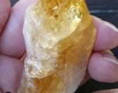 Citrine-Rough Citrine-Raw Citrine Chunk-Crystal-Starsight Jewels-Reiki-Metaphysical