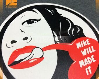 Vinyl Stickers Custom Etsy - Custom vinyl stickers for cheap