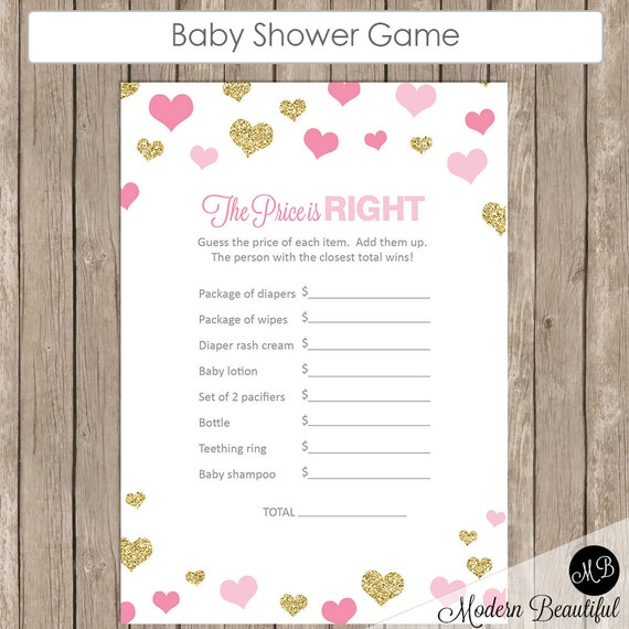 baby shower activity baby shower game baby shower activity card