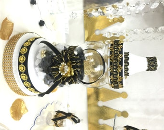 prince baby shower black and gold baby shower themes and decorations