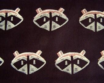 Raccoon Tote Bag Pink