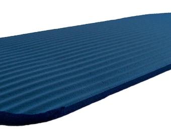 "24"" x 9"" Yoga Knee Pad, Yoga Mat, Yoga Pad, Exercise Pad, Yoga Cushion, Exercise Mat, Exercise Cushion"