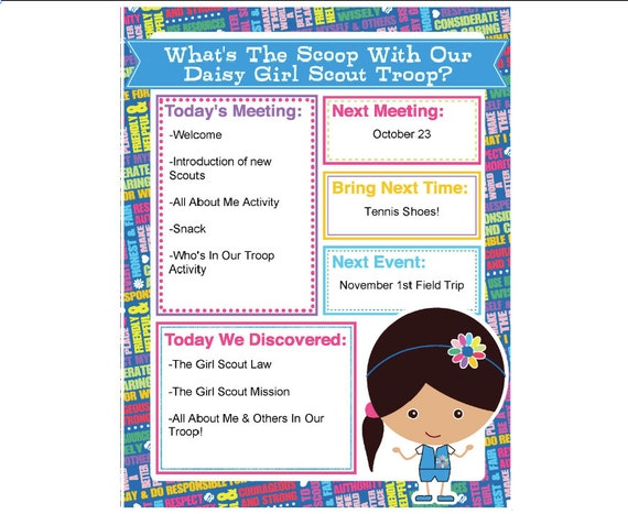 girl scout cadette first meeting Your first 4 daisy meetings what daisies do your first 4 brownie meetings what brownies do your first 4 junior meetings what juniors do what cadettes.