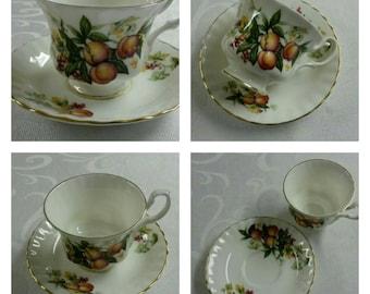 Royal Albert cup & saucer circa 1945 to present  -284