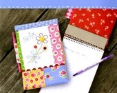 Nice And Easy Notes Sewing Pattern Notebook Cover